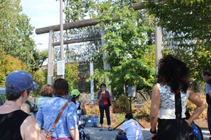 "The ""Fair Housing Council"" took attendees on a tour of some of the relics of Portland's and Oregon's history of discrimination - and the story of the state's turnaround."