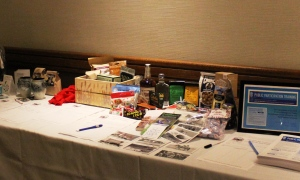 The silent auction raised over $1,900.00 for the IAP2 USA Student Scholarship Fund.