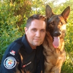 Cst. Randall Arsenault, Toronto Police Service.