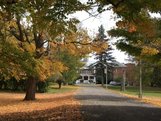 mohawk-school-front-fall-leaves
