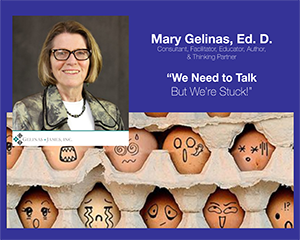 EB Gelinas Talk Matters