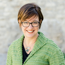 Dr. Rebecca Sutherns, CPF