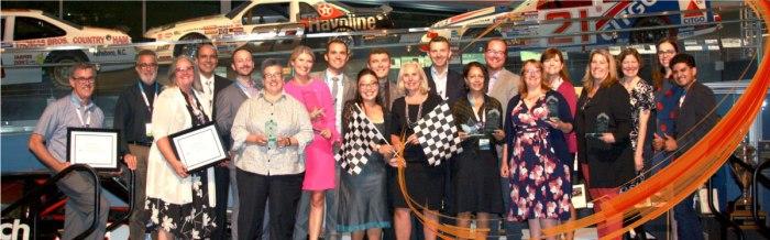 IAP2 Canada & IAP2 USA 2019 IAP2 Core Values Award Winners Group Photo